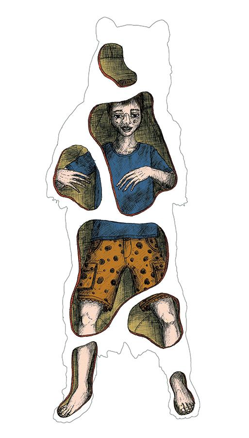 mensch-klein