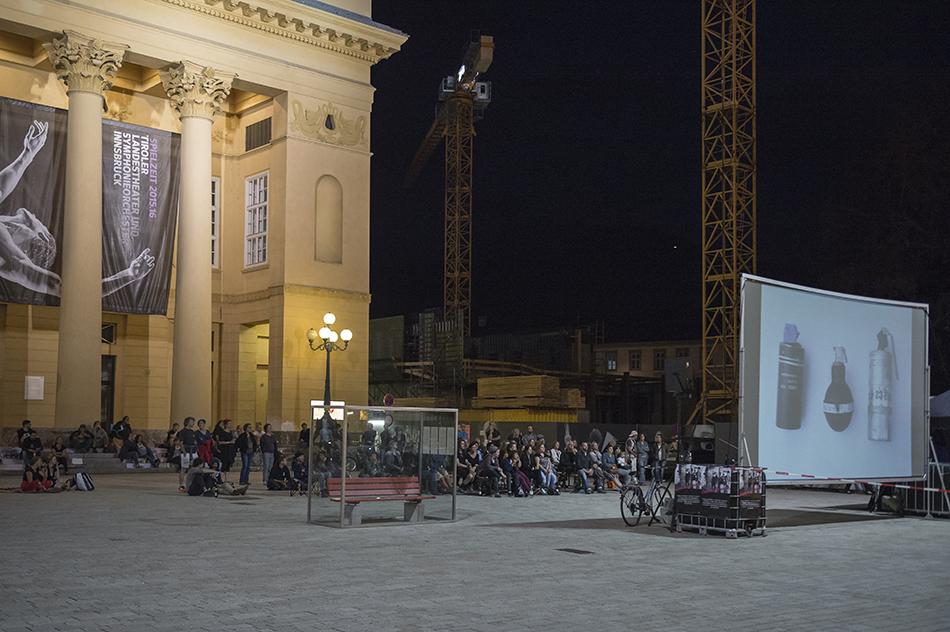 Kurze Nacht des Protests - Petra Gerschner - Foto by Daniel Jarosch